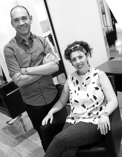 Maria & Kris - stationinetyfive - Hair | Beauty | Gifts - Adelaide, South Australia